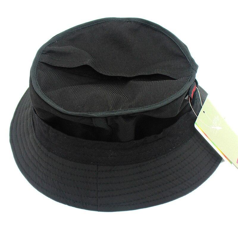 464b48fbc5a Summer Bucket Hat Panama Sports Casual Visor UV Protection Sun Hat Beach Women  hats outdoor Fishing hats for men Travel Safari-in Bucket Hats from Apparel  ...