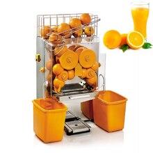 Автоматический для апельсинов соковыжималка Нержавеющая сталь соковыжималка для цитрусовых/соковыжималка для цитрусовых машина коммерческий 220 V/110 V YP-2000E