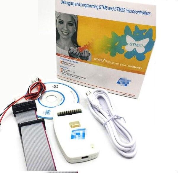 1pcs New ST-LINK/V2 ST-LINK V2(CN) ST LINK STLINK Emulator Download Manager STM8 STM32 artificial device