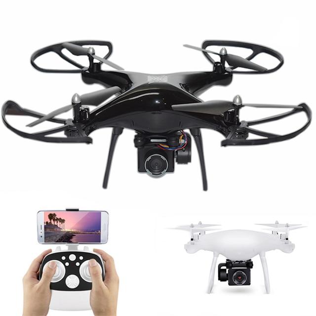 X69S drone HD 1080 P Wifi ESC Cámara RC helicóptero 20 minutos tiempo de vuelo presión de aire hover una tecla de retorno quadcopter fpv drone