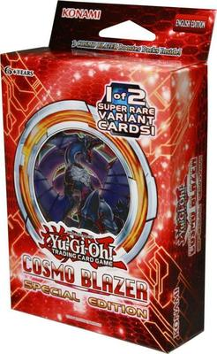 Yu Gi Oh Original European Version Of The United States And Britain 803 CBLZ Special Box SE Special Offer Out Of Print