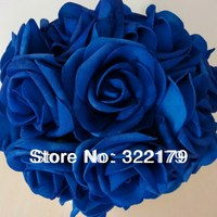 Find all china products on sale from artificial flowers silk 50x royal blue roses artificial flowers diy bridal wedding bouquet wedding centerpices wholesale lots mightylinksfo Gallery
