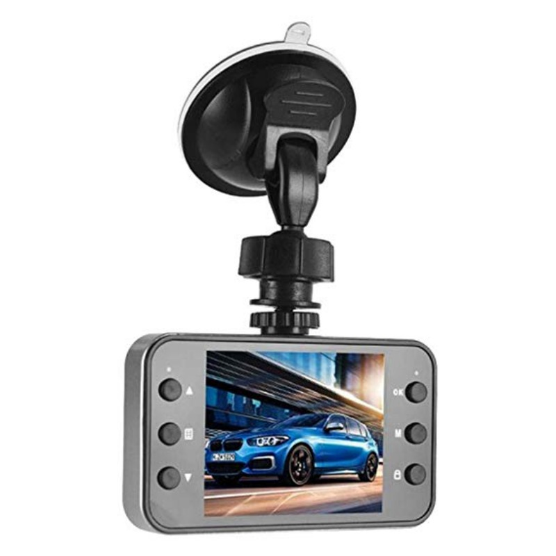 Dropshipping coche Dash Cámara coche conducción grabadora HD gran angular visión nocturna Moto cámara Video registrador para coche