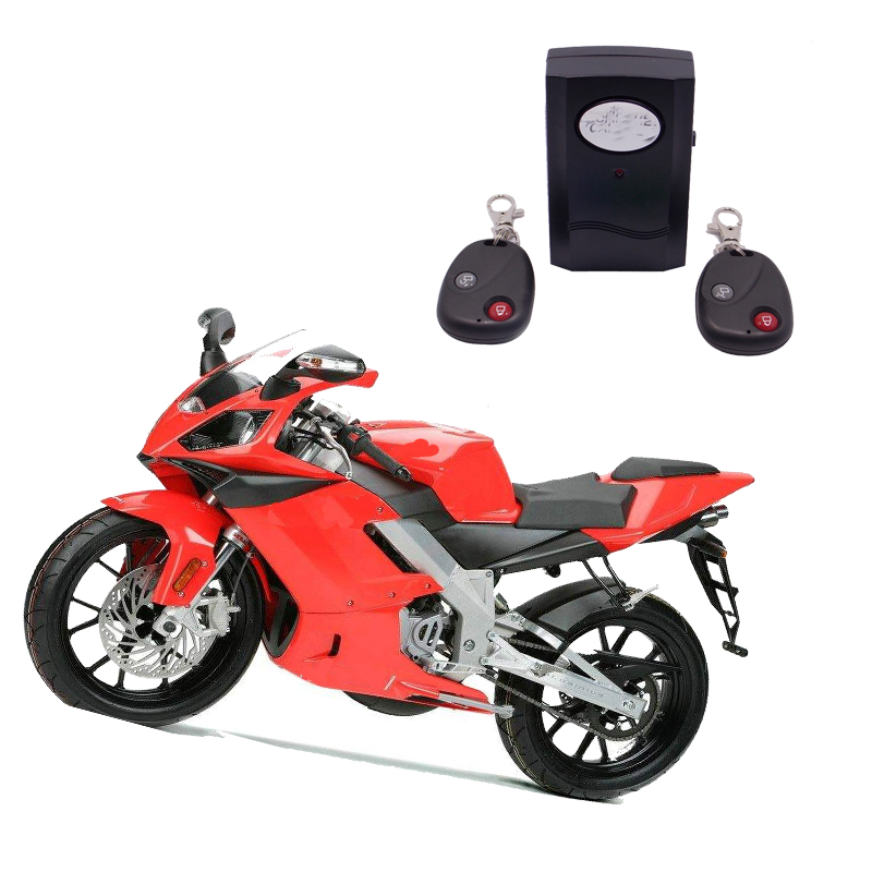 Alarms For Motorcycle Motorbike Scooter Anti-theft Alarm System Universal Wireless Security Horn Alarm Moto Remote 120db Speaker