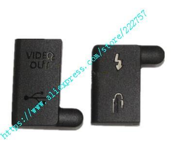 Pièces de rechange pour Canon pour EOS 1DS MARK III pour EOS 1D MARK III 1D3 1DS3 capuchon de protection en caoutchouc USB nouveau