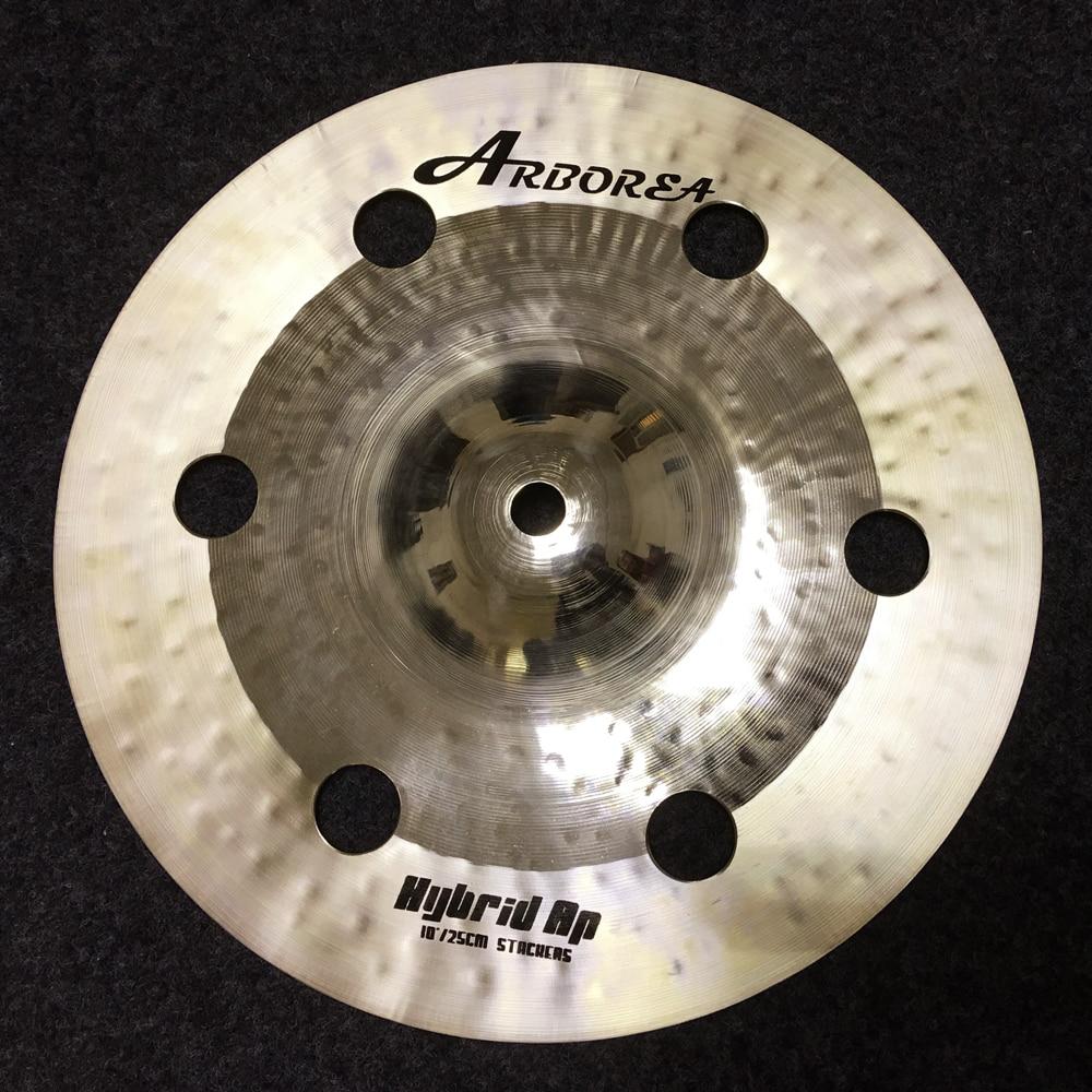 handmade cymbal ,Arborea Hybrid AP 10 o-zone splash