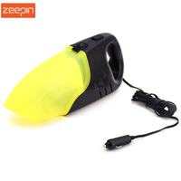 New 12V Car Vacuum Cleaner Handheld Mini Car Vacuum Cleaner Dust Collector With Dry Wet Strong