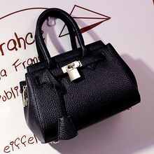 2015 Хорошее качество новый дизайн мини-моды случайные буквы сумки сумка сумка lady кошелек кошелек 4 цветов