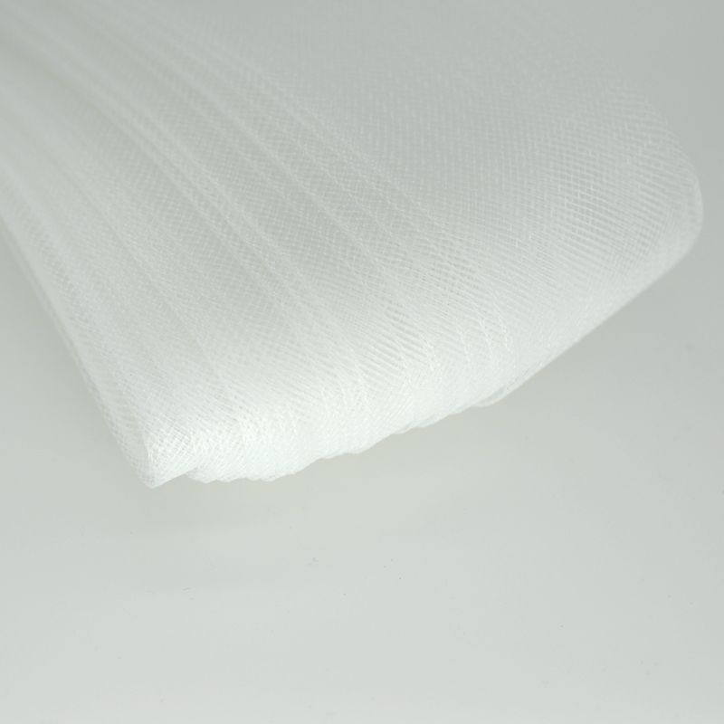 25/120mm Soft Polyester Netting Ribbon Flat Plain Crinolines Braid With Horsehair Fabric For Hats/Craft/wedding Accessories