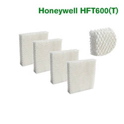 4 шт. оригинальный увлажнитель воздуха Фильтры Запчасти адсорб бактерий и весы для Honeywell Hev615/Hev620/HFT600 утолщаются обычные