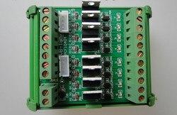 8-way PLC transistor amplifier/power board VB-T8MX