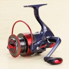 Fishing gear fishing lakes all-metal rocker fishing line wheel spinning wheel fishing tackle free shipping