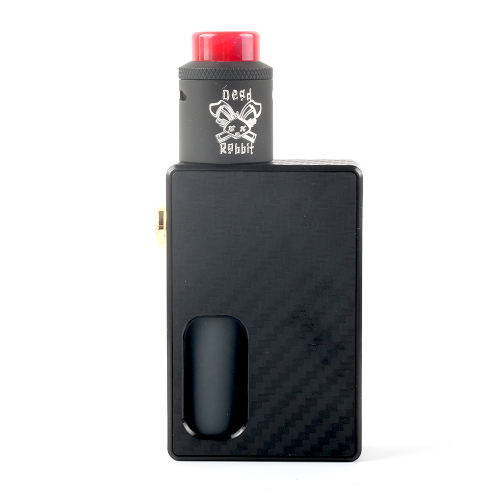 Electronic Cigarette Full Kit Original Wotofo Nudge Squonk Box Mod with 24mm Dead Rabbit BF RDA Atomizer with PET Food Grade 7ml цена