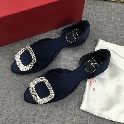 Kmeioo Classic Shoes Woman Crystal Buckle Sandals DOrsay Flats Two-Piece Shoes Women Casual Shoes Kmeioo Classic Shoes Woman Crystal Buckle Sandals DOrsay Flats Two-Piece Shoes Women Casual Shoes