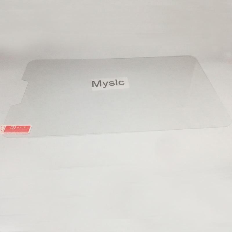 Tablet Screen Protectors Dedicated Myslc Universal Tempered Glass Film Screen Protector For Irbis Tz862/tz863/tz871 8 Inch Tablet+wipe