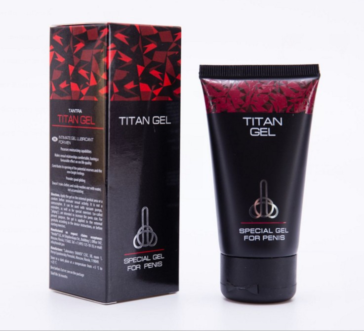 3pcs Russian Titan Gel, Penis Enlargement Cream Xxl s