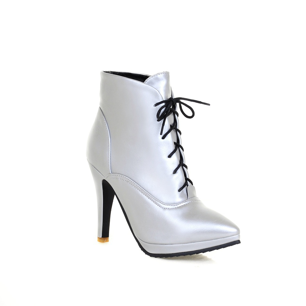 Compare Prices on Silver Boots- Online Shopping/Buy Low Price ...