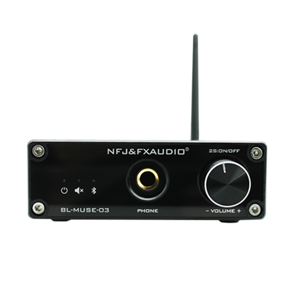 Fx-audio Bl-muse-03 Hifi Verstärker Kopfhörer Amp Ak4452 Tragbare Kopfhörer Verstärker Audio Decoder Usb Dac Verstärker Auswahlmaterialien Tragbares Audio & Video