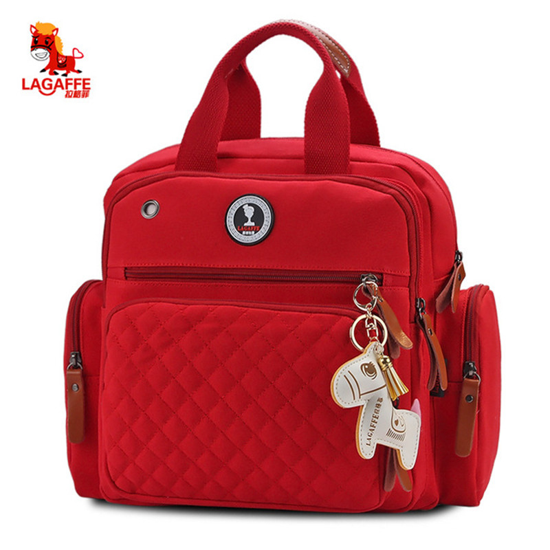 Fashion Maternity Mummy Nappy Bag Brand Large Capacity Baby Bag Travel Backpack Design Nursing Diaper Bag 2016 fashion big capacity waterproof diaper bag multifunction mummy maternity nappy bags baby travel bag backpack brand 7 colors