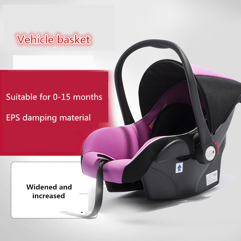 Car car newborn child car seat baby cabarets type chair baby sleeping basket cradle babysing baby car safety seat sleeping basket portable newborn baby carrier basket safety car seat cradle for baby 0 12 m