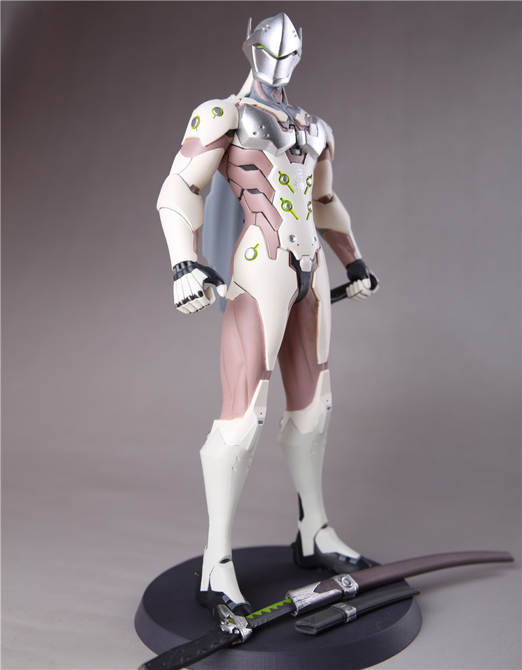 OW Genji Action Figure Kids Toys Great Quality Christmas