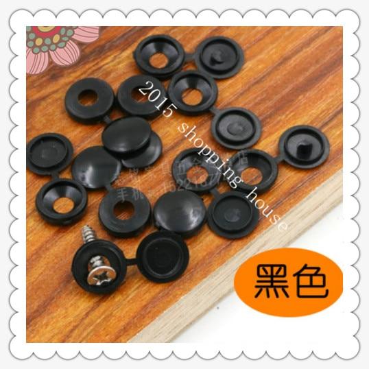 decorative furniture to buy buttons - Furniture accessories plastic plug cap screw  furniture decorative cap cover decorative buttons 04