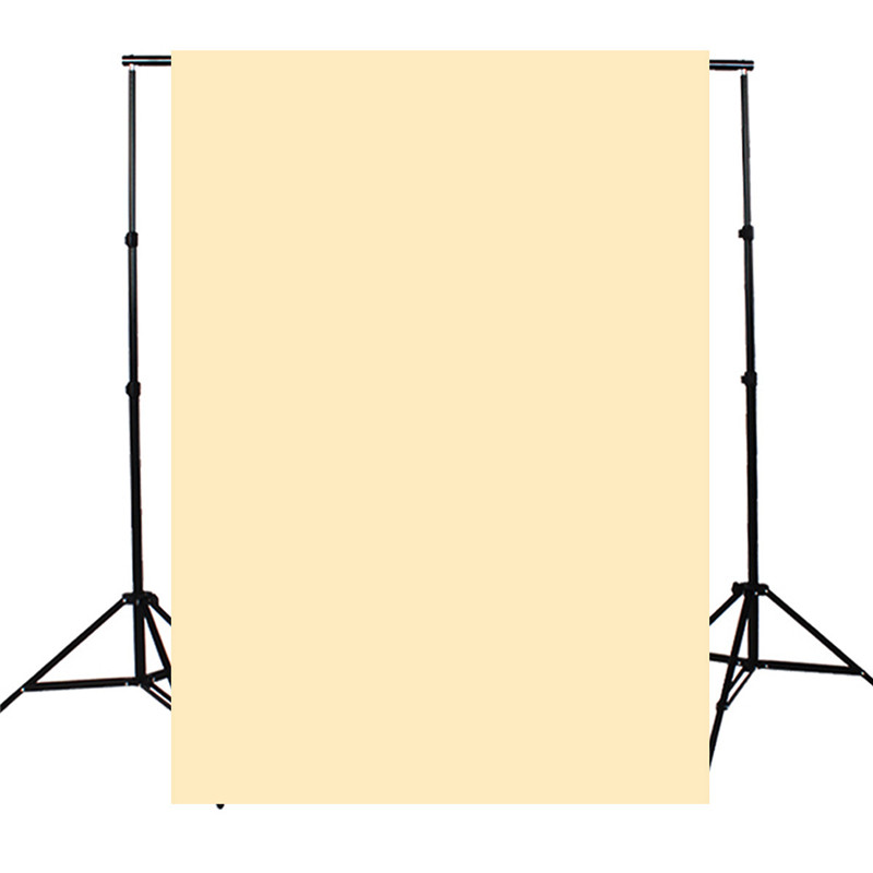 3x5ft Pure Yellow Warm Photography Backdrop Studio Photo Props Cream Thin vinyl Photographic Background Cloth 90cmx150cm 200x400cm 7x14ft photo background studio vinyl backdrop screen digital printing newborn photography props f342