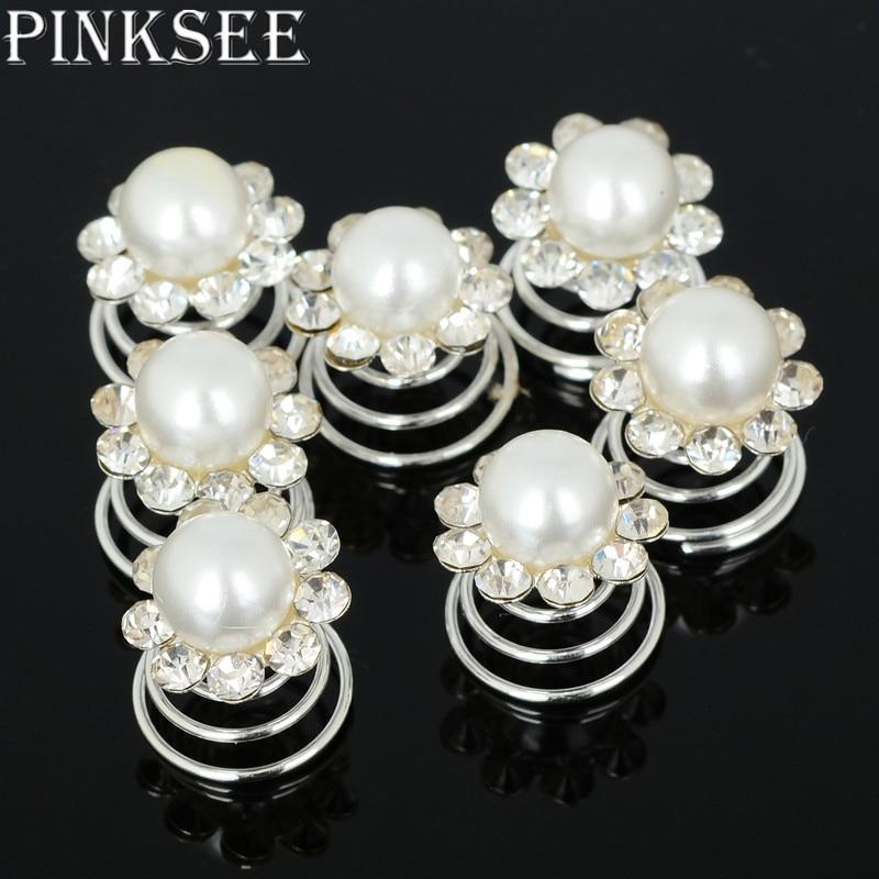 PINKSEE 12PCS Αξεσουάρ Μαλλιών Αξεσουάρ - Κοσμήματα μόδας - Φωτογραφία 3