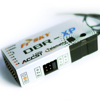 Frsky Two Way 2.4G 8CH receiver FrSky D8R XP