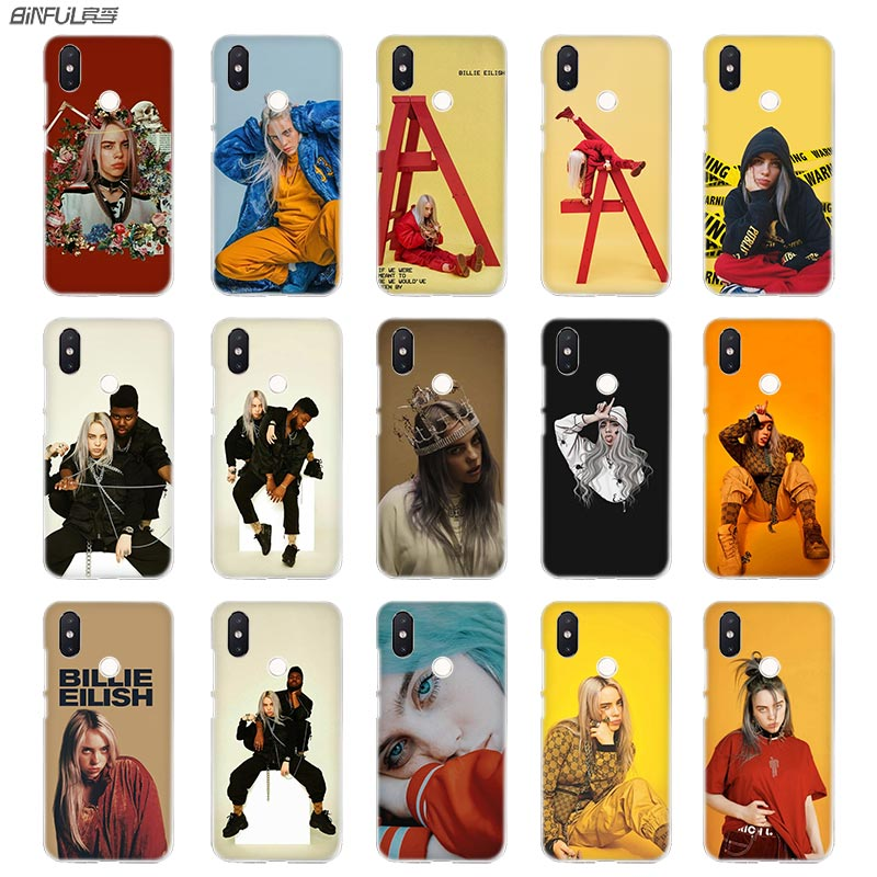 Case-Cover Billie Eilish Khalid Phone Xiaomi Mi-Redmi Plus 6 No Transparent For Note-5/4/3/..