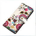 Hot Sell!Ancient women wallet card holder purse,Fashion female clutch purse Cute PU leather lady Antique Handmade wallet handbag