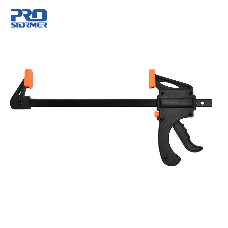 PROSTORMER 4 Inch Wood Working Work Tool Clamp Woodworking Clamp Securing Clip Hand Tool