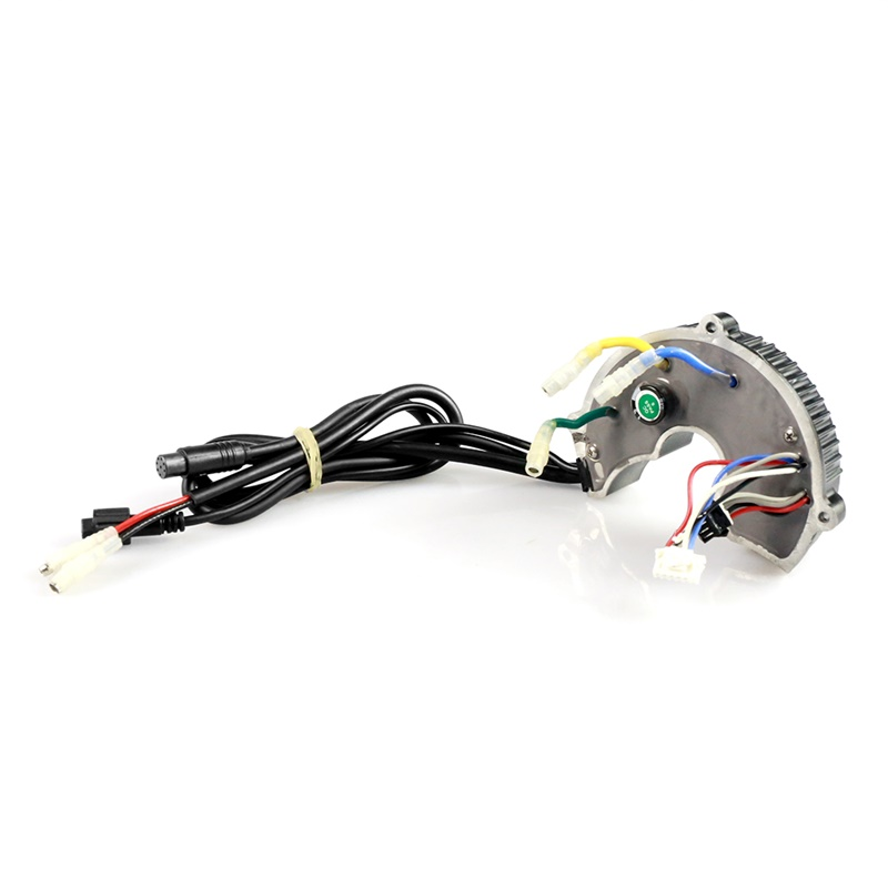 Top Bafang Electric Bicycle Motor Kit 36V 500W 25A 7T BBS02B Controller For 36V 500w Mid Drive Motor 7