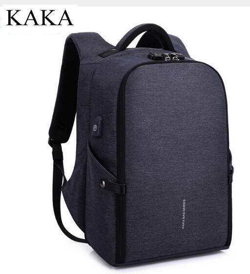 цены на Men Backpack Business Travel Backpack Bag Oxford USB 15.6 Inch Laptop Backpack Shoulder Bag Notebook Rucksack bag Back Pack bag