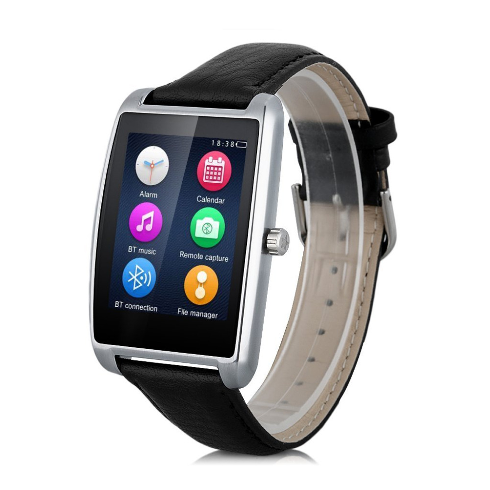 Bluetooth SmartWatchs Wrist font b Watch b font For Android IOS font b GSM b font