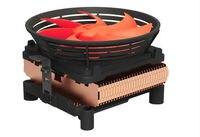 Intel lga1151 100x115 용 4 핀 pwm 775mm 10cm 팬 냉각 amd 모든 플랫폼 용 cpu 쿨러 팬 라디에이터 pccooler q100m