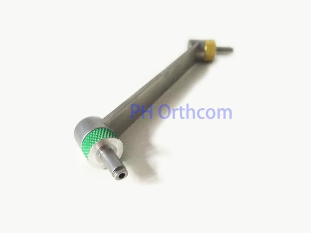 Last/Neutral Guide 2mm Verwenden 1,5mm Bohrer Veterinär ...