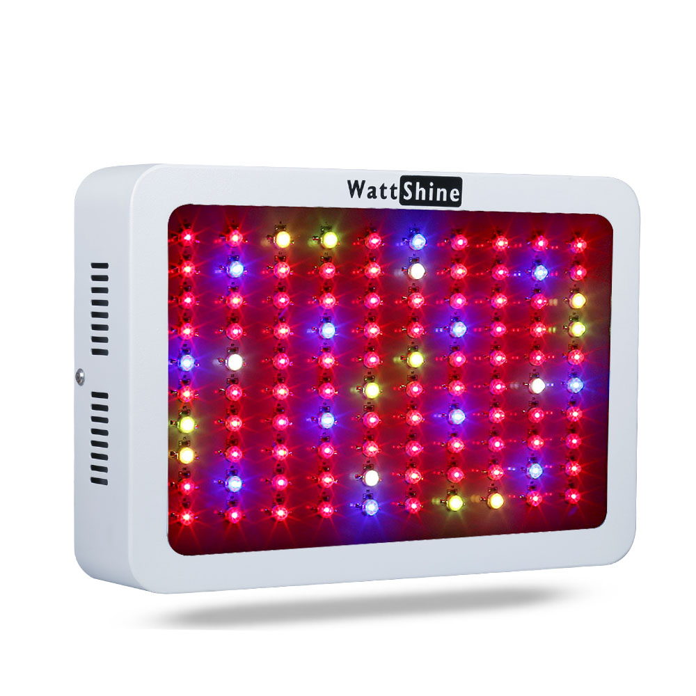 New 300W led growth light Chip Full Spectrum 300 Watt Hydroponic Grow Light LED For Indoor flowers Plants planting Kits full spectrum led grow lights 360w led hydroponic lamp for indoor plants growth vegetable greenhouse plants grow light russian