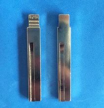 129 # запасной флип ключ для hyundai с дистанционным управлением