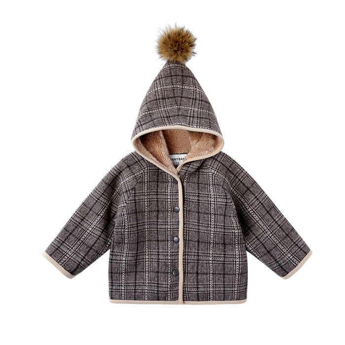 a4569f932 Detail Feedback Questions about 0 2T Baby Coat Cotton Infant Winter ...