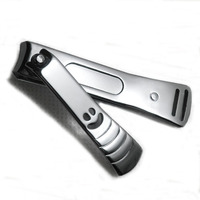 6pc Set Stainless Steel Smiling Nail Tools Finger Toes Clipper Cutter Trimmer Manicure Pedicure Care Scissors