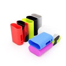 10pcs protective silicone case for eleaf istick pico75w  box mod pico 75w colorful silicone case