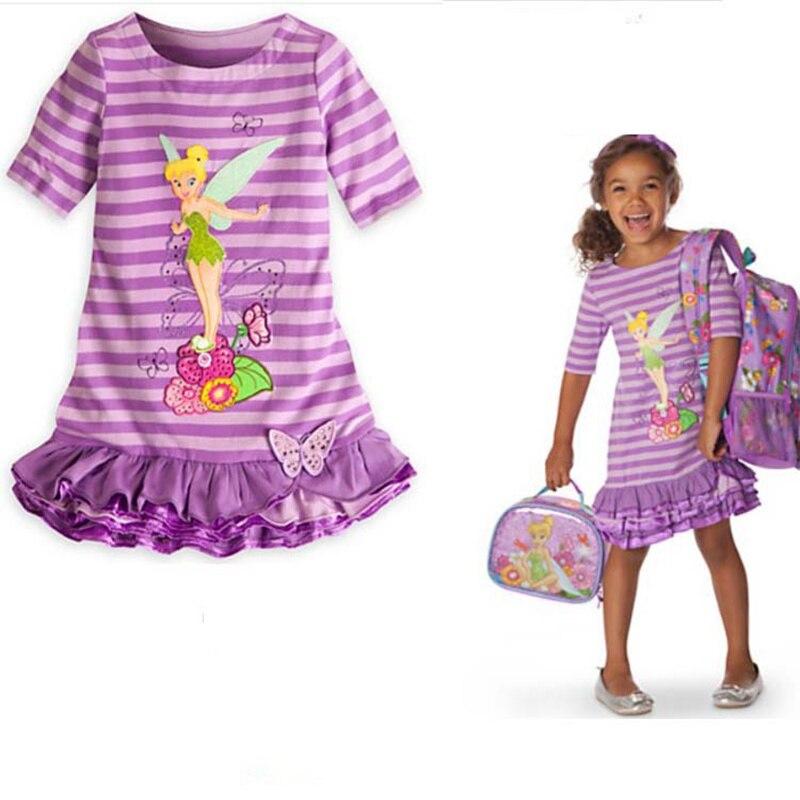 42b88c08a96c3 Été mignon Minnie filles robes tenue décontractée Fantasia Infantil  Vestidos Infantis mignon enfant en bas âge fille vêtements bébé filles robe  dans Robes ...