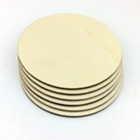20 pcs/set 20 cm diameter Large circular log natural wood laser cutting wedding love label holiday decorations accessories 1245