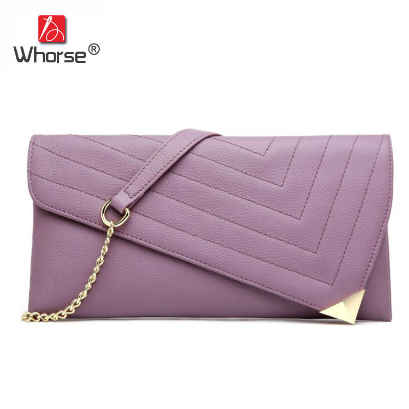New Elegant Fashion Chain Style Genuine Leather Ladies Messenger Bags Small Cross Body Crossbody Shoulder Bag For Women W1270 chains belt ladies bags for women new design fashion women flap cross body bags korean style spring shoulder bag