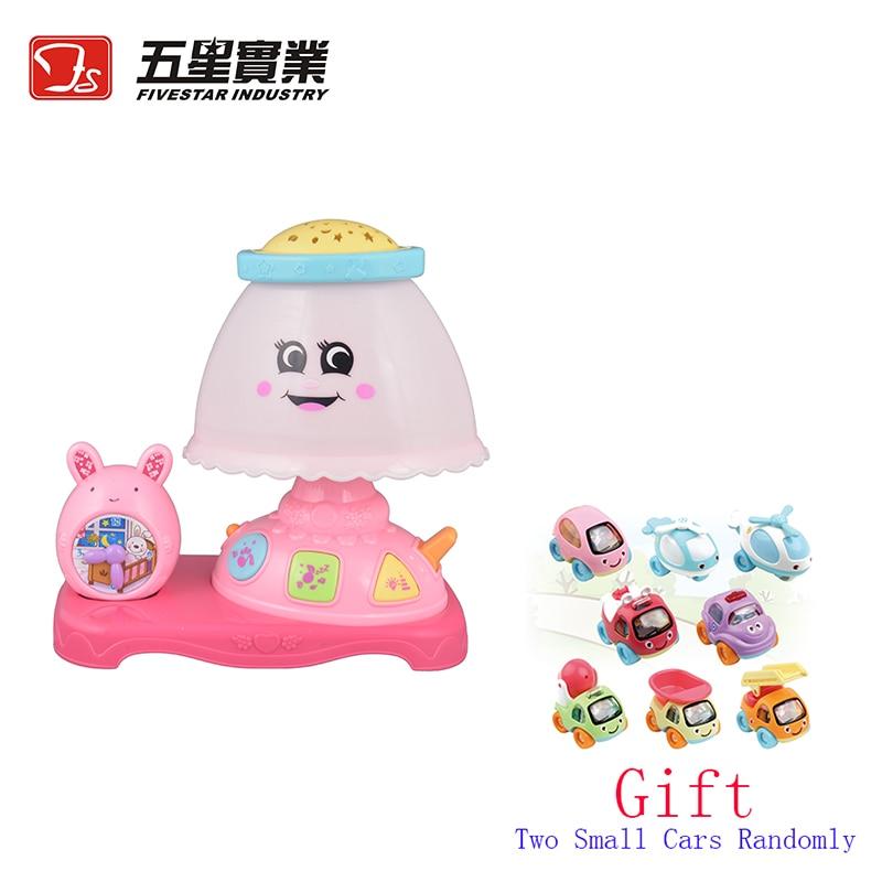 Di plastica giocattolo Proiettore torcia elettrica giocattoli luminosi lampeggiante giocattolo luce del capretto dei bambini torcia luminosa glow in the dark 13 24 mesi