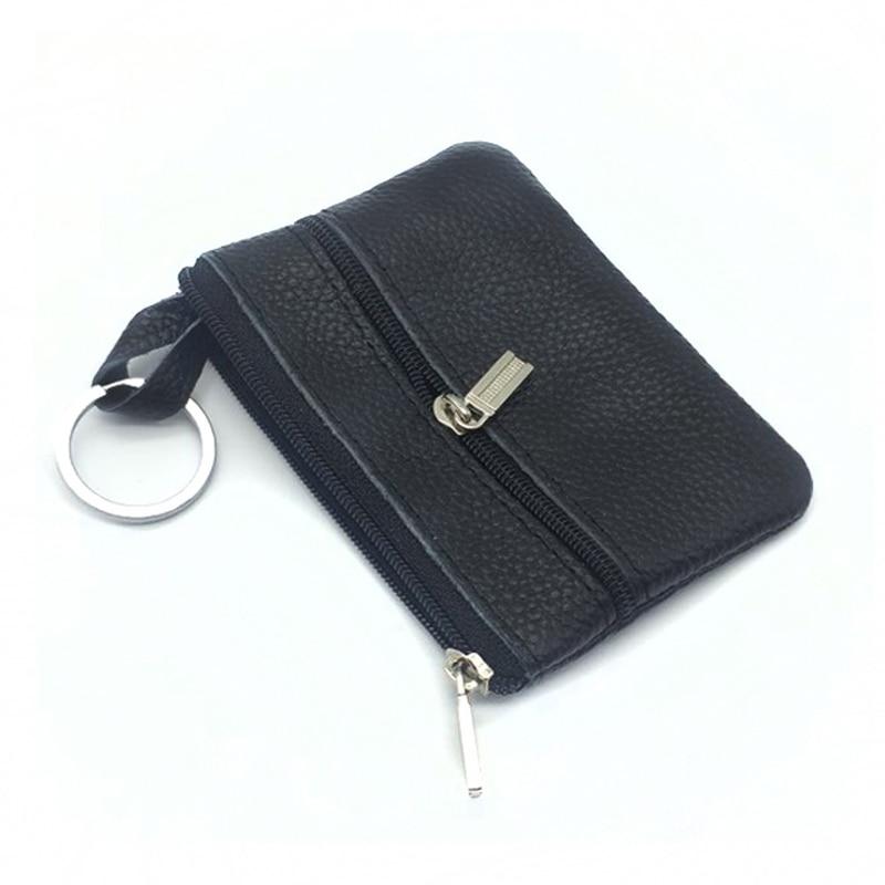 Casual Women Housekeeper For Home Fashion Leather font b Key b font font b Wallet b