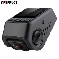 Infispruce Car DVR GPS Mini Dvr Full HD 1080P 170 Degree Wide Angle Len 1 5