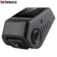 Infispruce Car DVR GPS Mini Dvr Full HD 1080P 170 Degree Wide Angle Len 1 5
