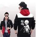 2016 Hot Sale autumn and winter Jackets Gintama Sakata Gintoki Casual Clothing Unisex Coat Hooded Sweatshirt Hoodie